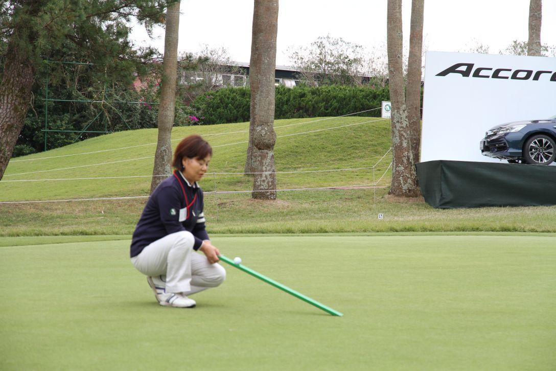 LPGAツアーチャンピオンシップリコーカップ 3日目 湯本 弘子