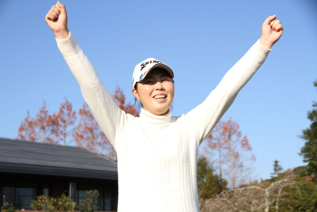 LPGA新人戦加賀電子カップ 最終日 髙橋 恵