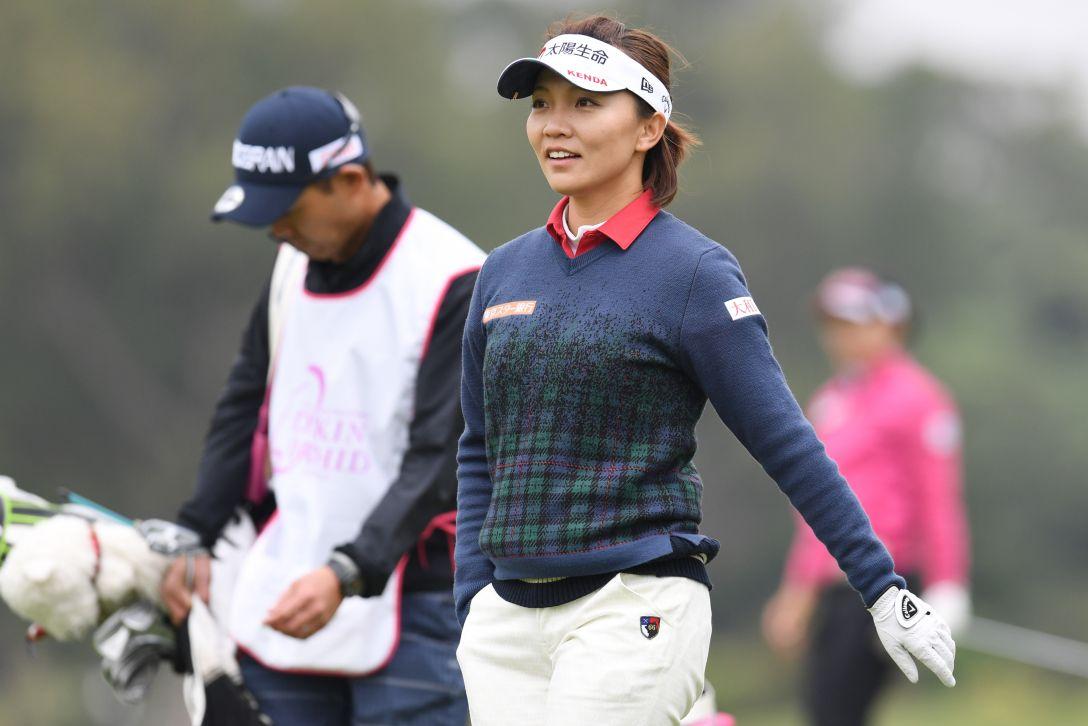 ダイキンオーキッドレディスゴルフトーナメント 1日目 テレサ・ルー <Photo:Atsushi Tomura/Getty Images>