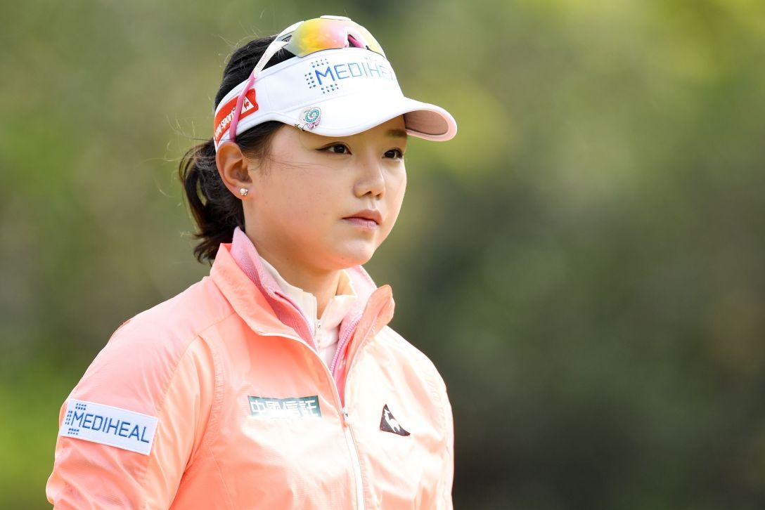 ダイキンオーキッドレディスゴルフトーナメント 1日目 セキユウティン <Photo:Atsushi Tomura/Getty Images>