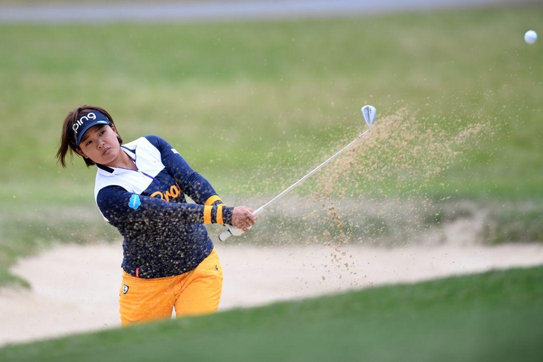 ダイキンオーキッドレディスゴルフトーナメント 1日目 鈴木愛 <Photo:Atsushi Tomura/Getty Images>