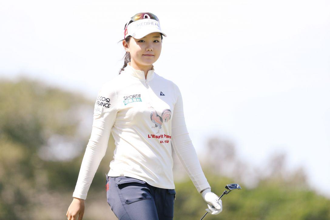 ダイキンオーキッドレディスゴルフトーナメント 2日目 セキユウティン <Photo:Atsushi Tomura/Getty Images>