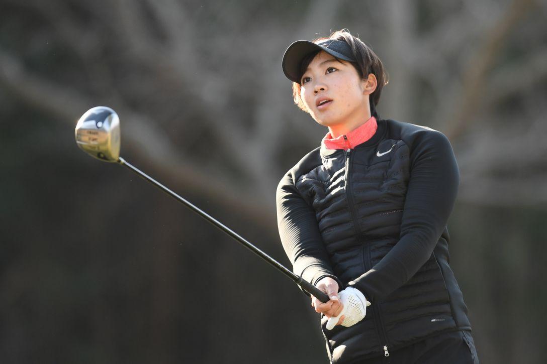 ヨコハマタイヤゴルフトーナメント PRGRレディスカップ 1日目 葭葉ルミ <Photo:Atsushi Tomura/Getty Images>