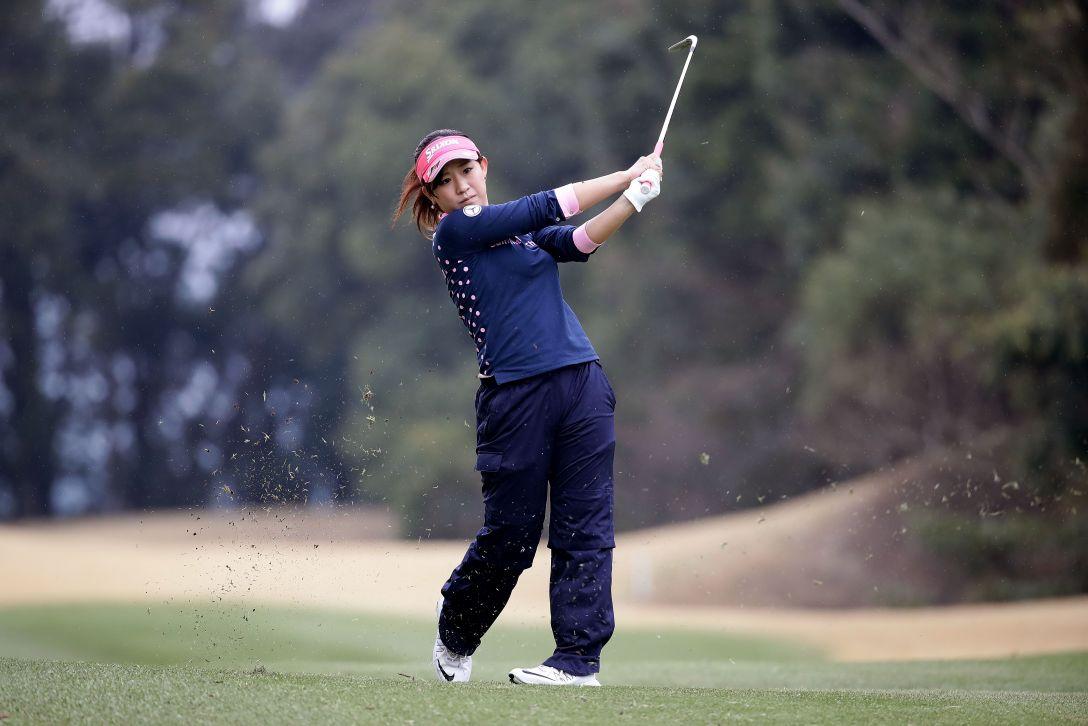 Tポイントレディス ゴルフトーナメント 2日目 香妻琴乃 <Photo:Chung Sung-Jun/Getty Images>
