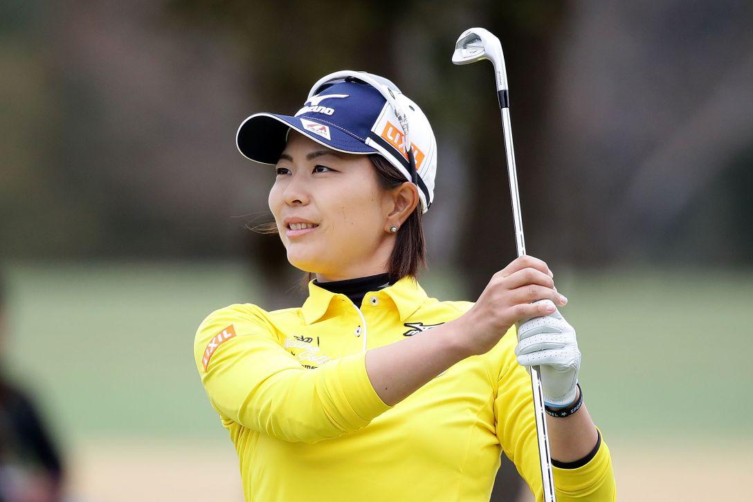 Tポイントレディス ゴルフトーナメント 2日目 服部真夕 <Photo:Chung Sung-Jun/Getty Images>