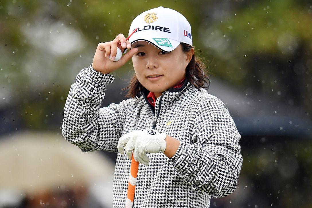 アクサレディスゴルフトーナメント in MIYAZAKI 2日目 永峰 咲希 <Photo:Atsushi Tomura/Getty Images>