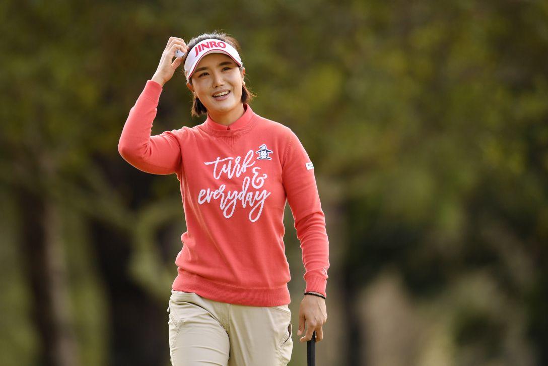 アクサレディスゴルフトーナメント in MIYAZAKI 最終日 全美貞 <Photo:Atsushi Tomura/Getty Images>