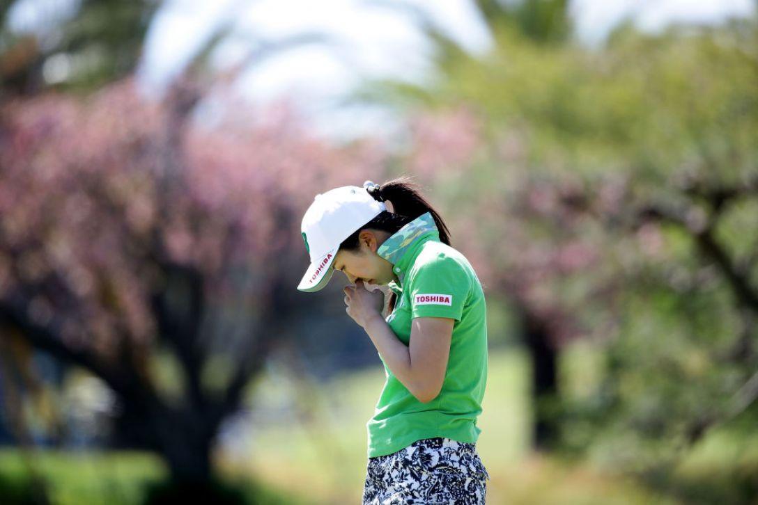 フジサンケイレディスクラシック 最終日 堀琴音 <Photo:Chung Sung-Jun/Getty Images>
