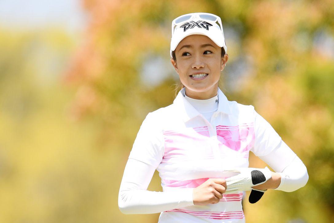 サイバーエージェント レディスゴルフトーナメント 2日目 大和笑莉奈 <Photo:Atsushi Tomura/Getty Images>