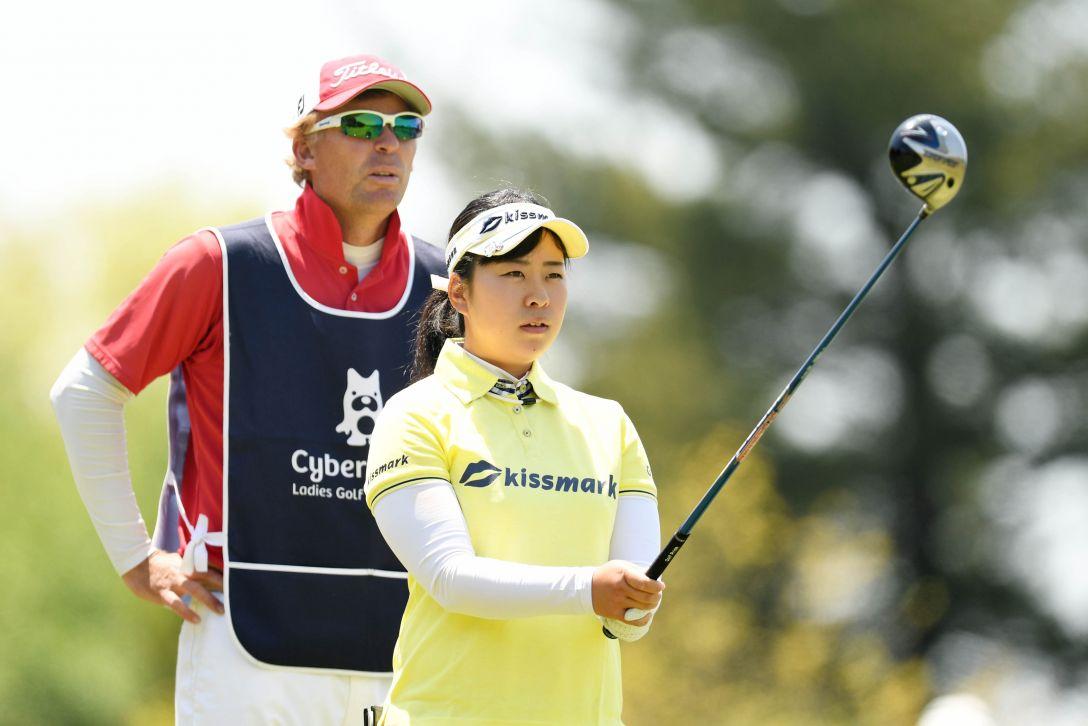 サイバーエージェント レディスゴルフトーナメント 最終日 武尾咲希 <Photo:Atsushi Tomura/Getty Images>