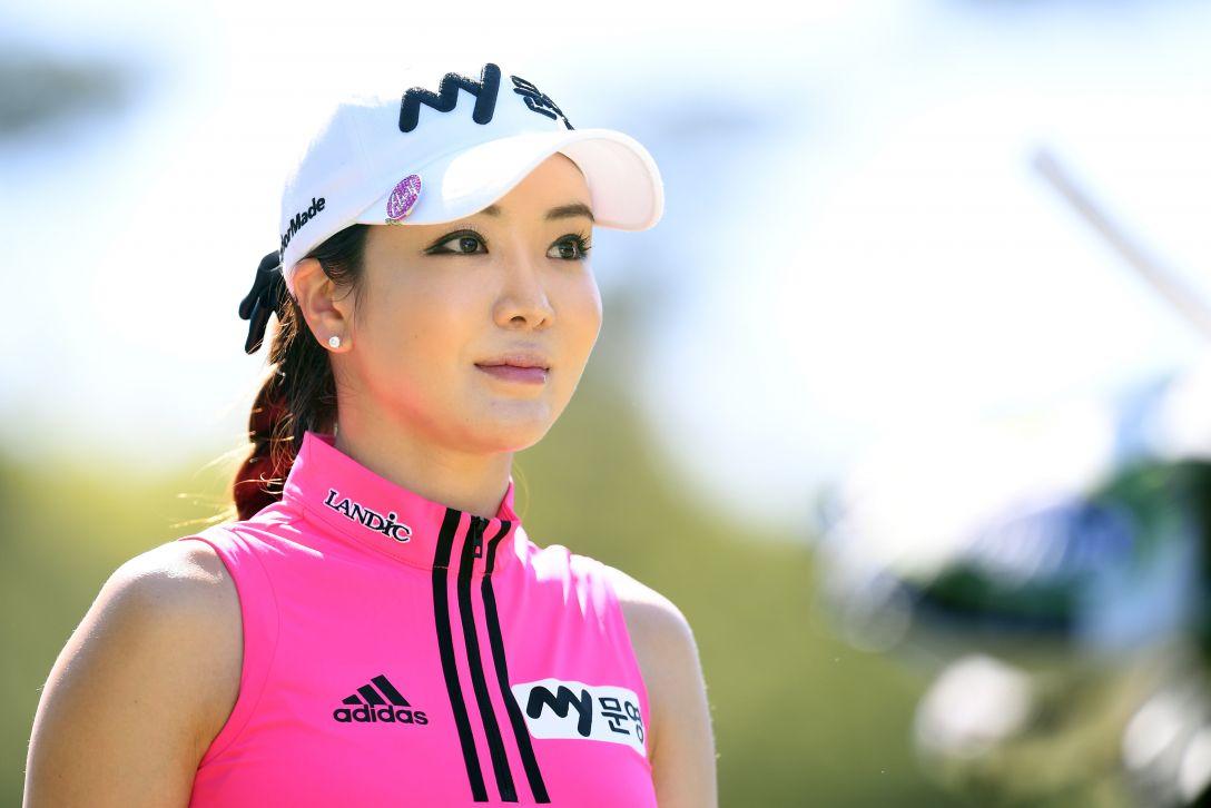 ワールドレディスチャンピオンシップサロンパスカップ 2日目 アン シネ <Photo:Atsushi Tomura&Matt Roberts/Getty Images>