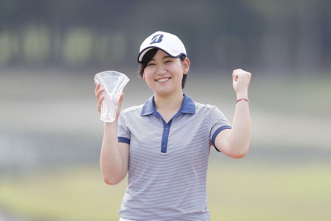 静ヒルズレディース 森ビルカップ 最終日 平塚 新夢 <Photo:Ken Ishii/Getty Images>