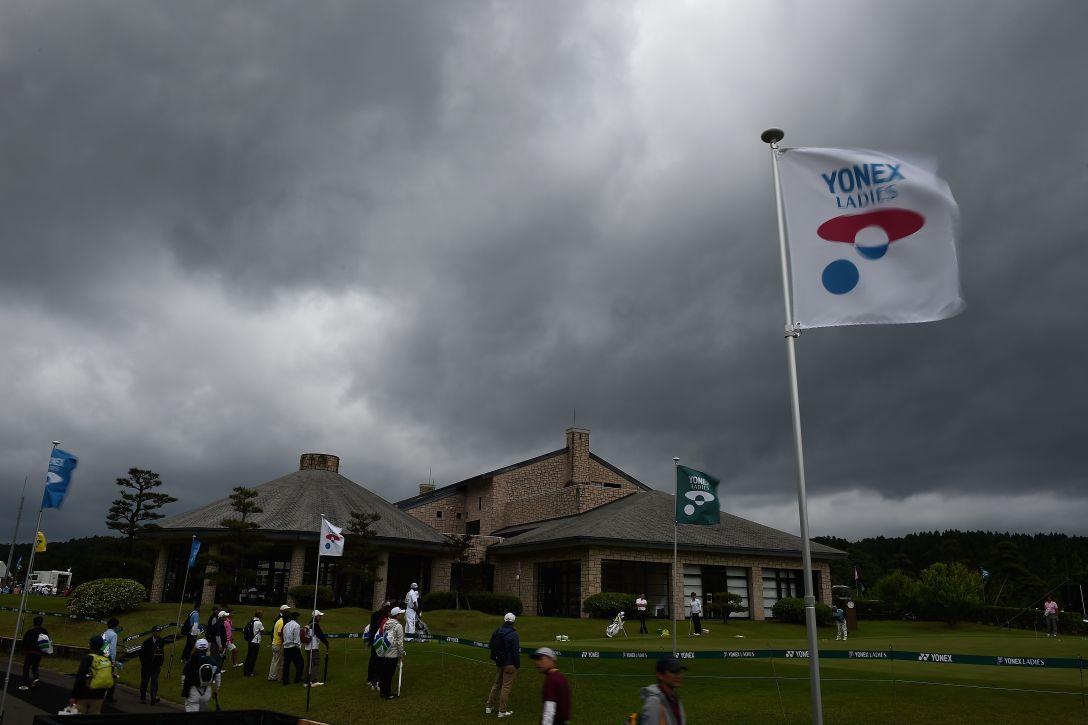 ヨネックスレディスゴルフトーナメント 1日目 <Photo:Matt Roberts/Getty Images>