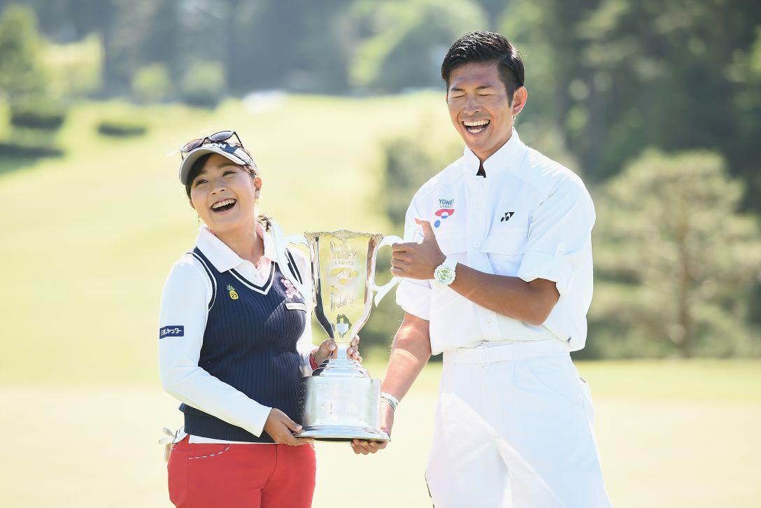 ヨネックスレディスゴルフトーナメント 最終日 青木 瀬令奈 <Photo:Matt Roberts/Getty Images>