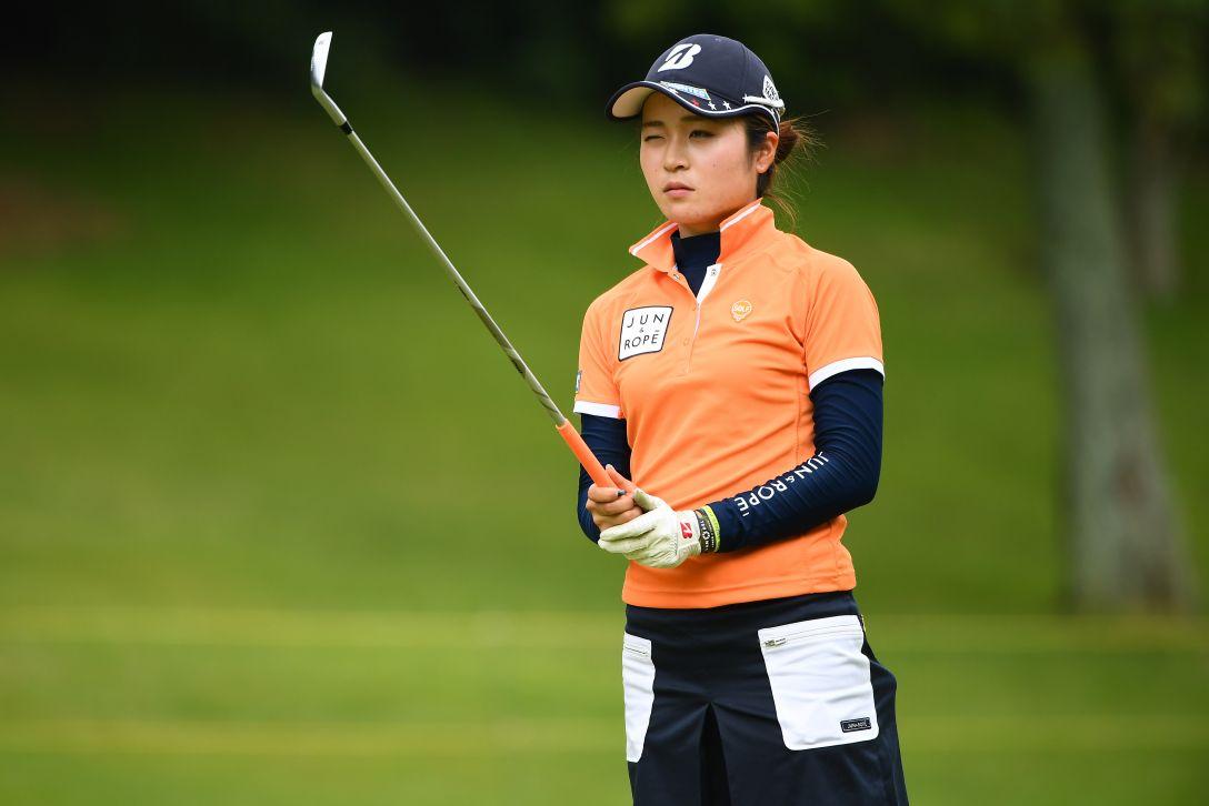 サントリーレディスオープンゴルフトーナメント 1日目 三ヶ島かな <Photo:Masterpress/Getty Images>