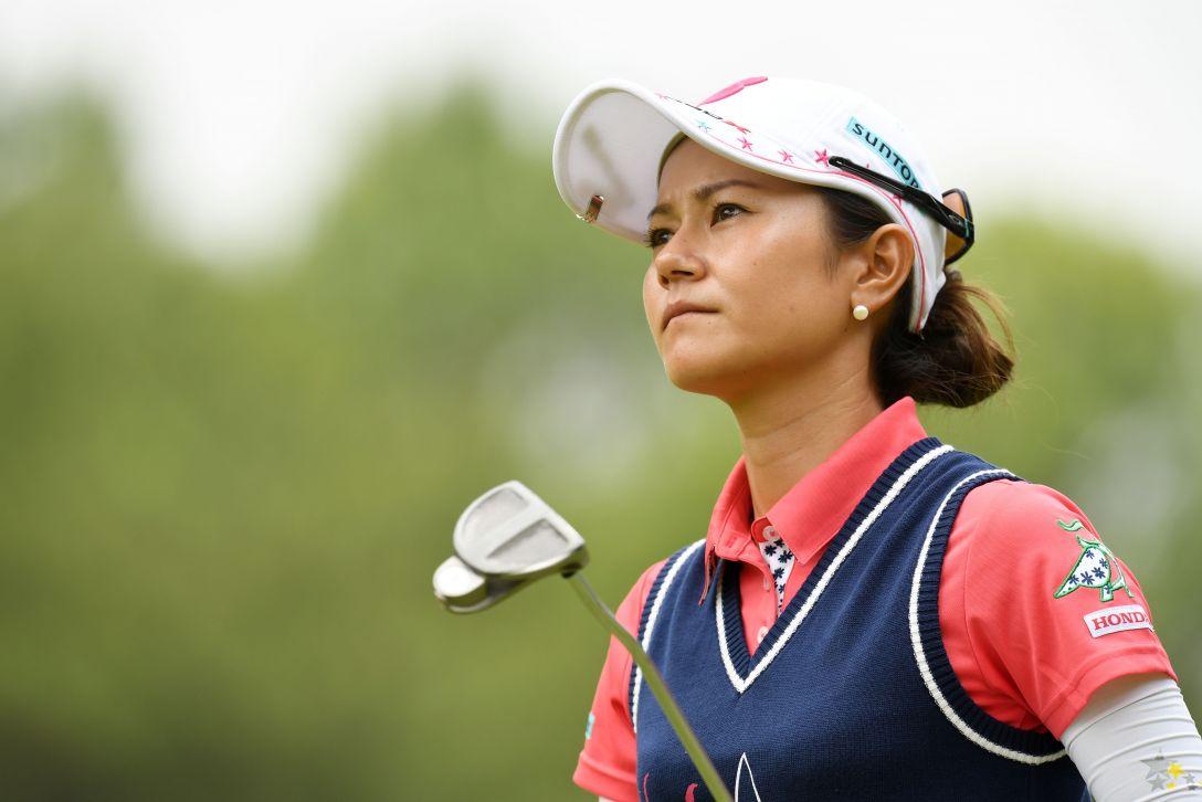 サントリーレディスオープンゴルフトーナメント 1日目 宮里藍 <Photo:Atsushi Tomura/Getty Images>