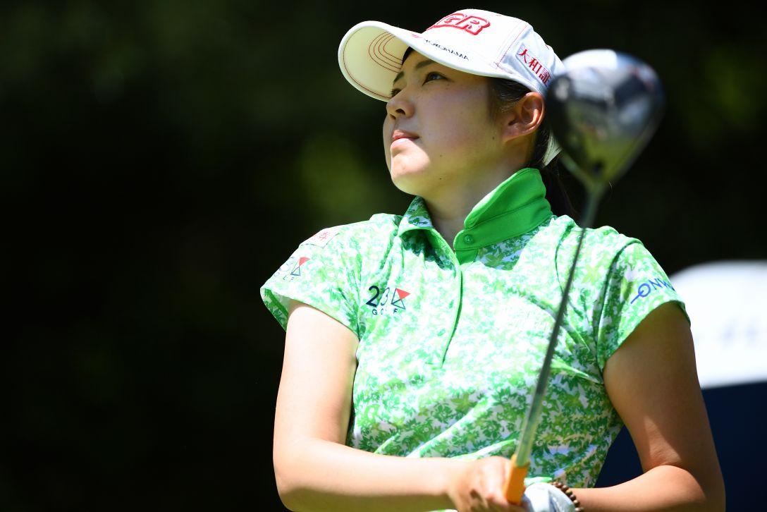 サントリーレディスオープンゴルフトーナメント 2日目 辻梨恵 <Photo:Mastespress/Getty Images>