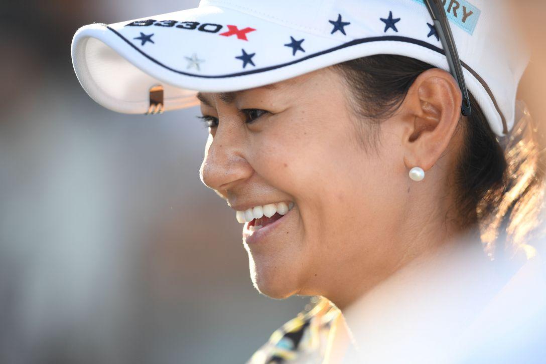 サントリーレディスオープンゴルフトーナメント 2日目 宮里藍 <Photo:Atsushi Tomura/Getty Images>