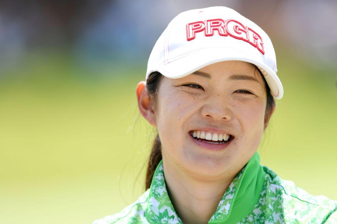 サントリーレディスオープンゴルフトーナメント 2日目 辻梨恵 <Photo:Atsushi Tomura/Getty Images>