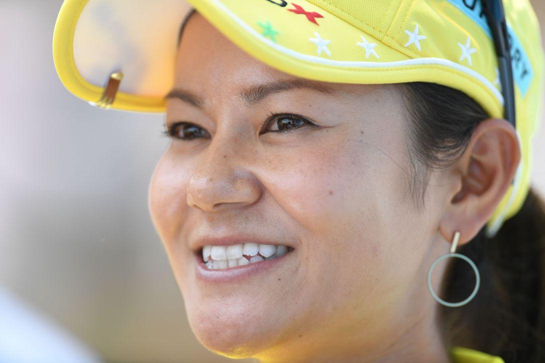 サントリーレディスオープンゴルフトーナメント 3日目 宮里藍 <Photo:Atsushi Tomura/Getty Images>