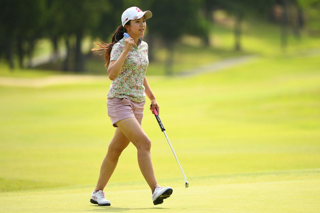 サントリーレディスオープンゴルフトーナメント 最終日 堀琴音 <Photo:Mastespress/Getty Images>