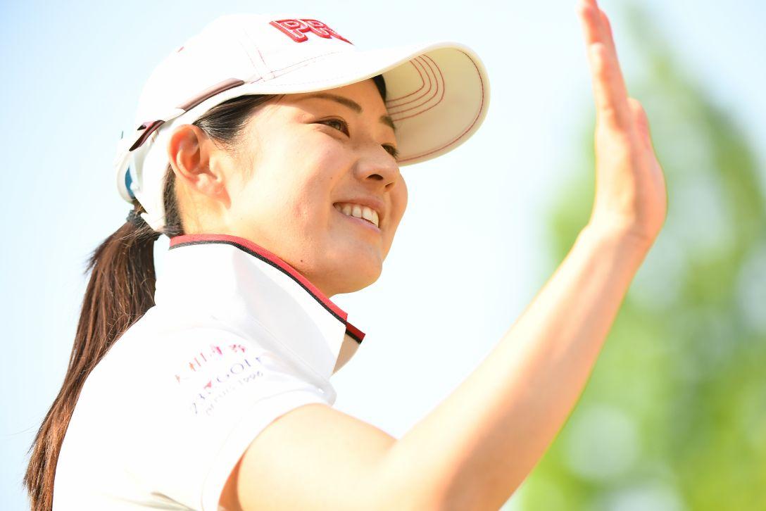 サントリーレディスオープンゴルフトーナメント 3日目 辻梨恵 <Photo:Mastespress/Getty Images>
