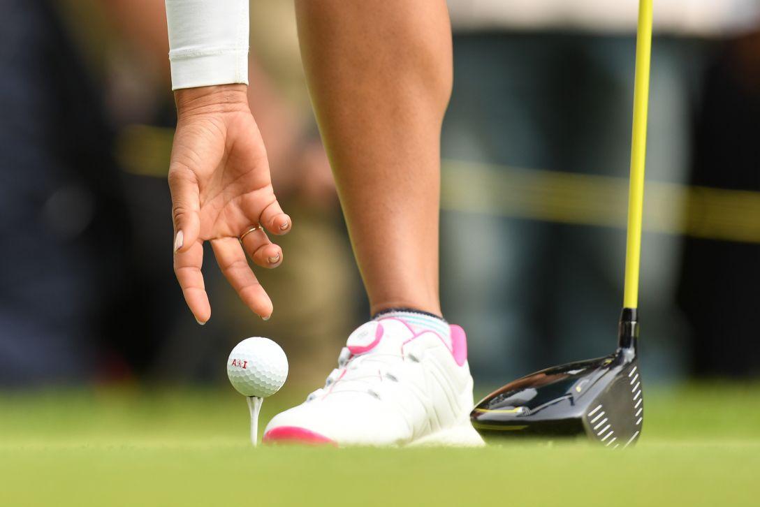 サントリーレディスオープンゴルフトーナメント 最終日 宮里藍 <Photo:Atsushi Tomura/Getty Images>