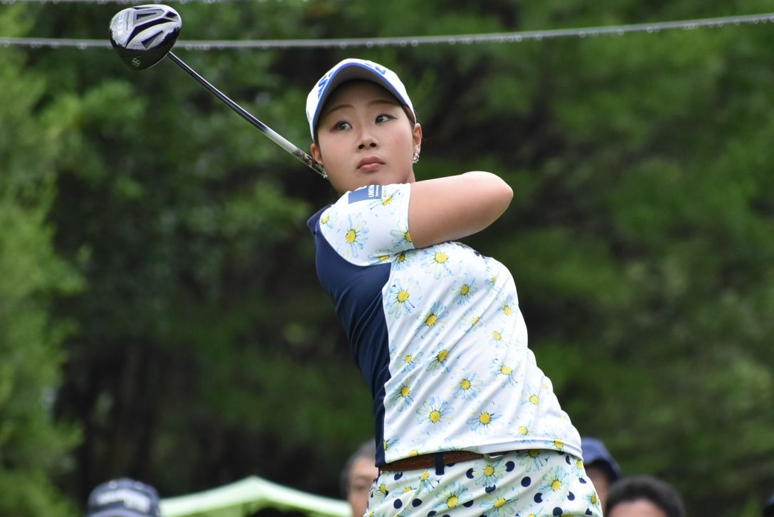 ECCレディス ゴルフトーナメント 1日目 西山 美希