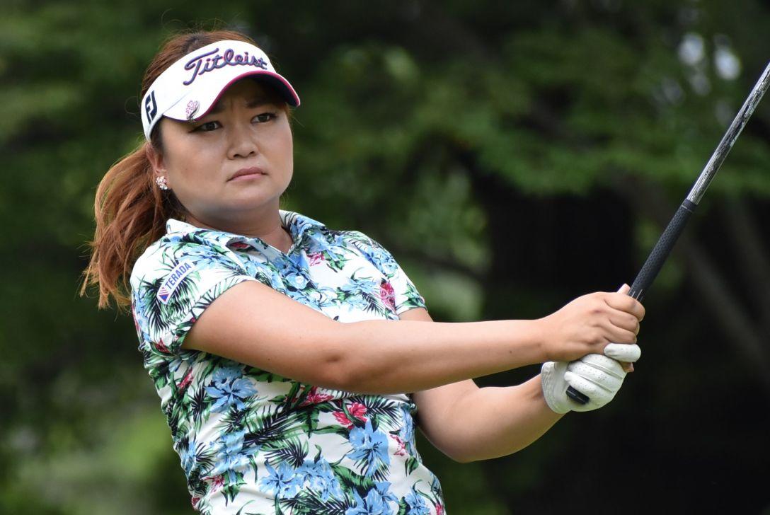 ECCレディス ゴルフトーナメント 2日目 鎌田 ヒロミ