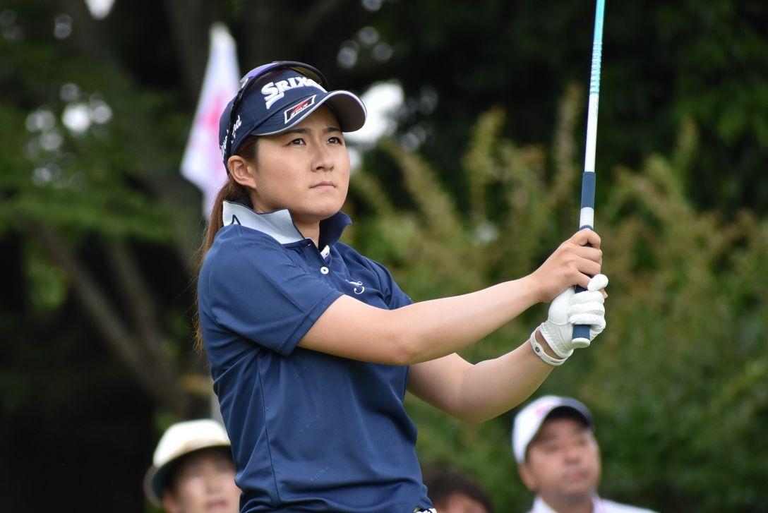ECCレディス ゴルフトーナメント 2日目 佐久間 綾女