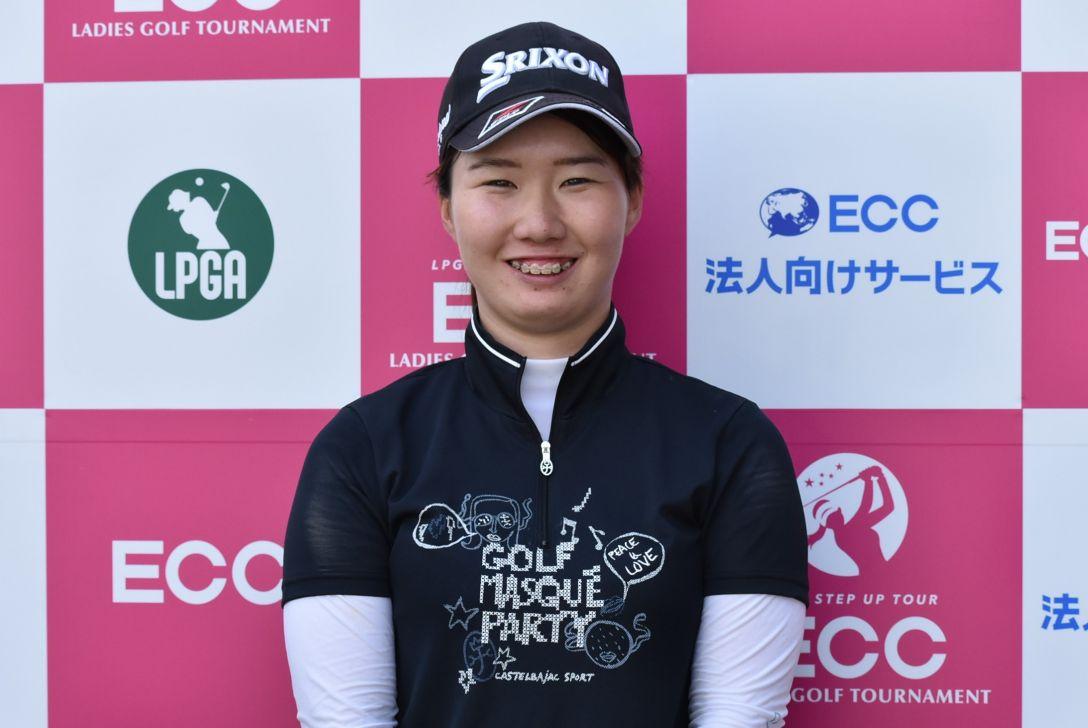 ECCレディス ゴルフトーナメント 2日目 石川 明日香