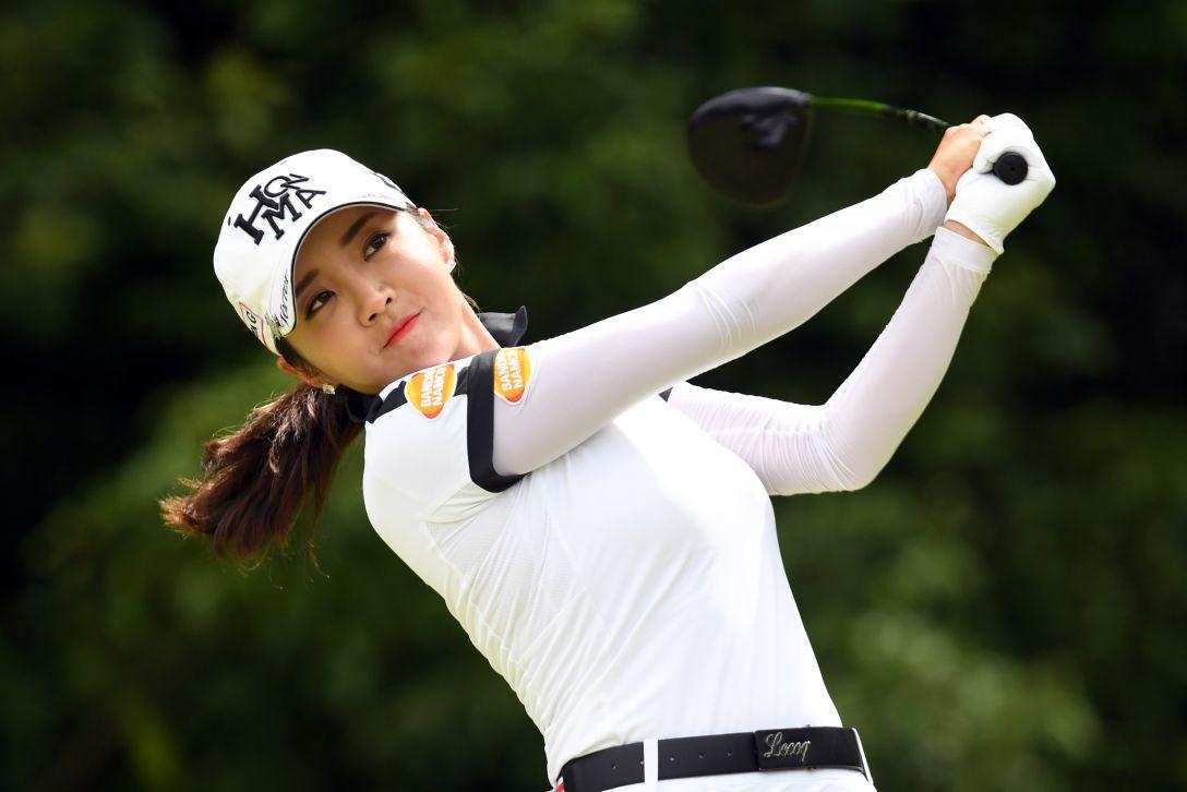 センチュリー21レディスゴルフトーナメント 1日目 イボミ <Photo:Atsushi Tomura/Getty Images>