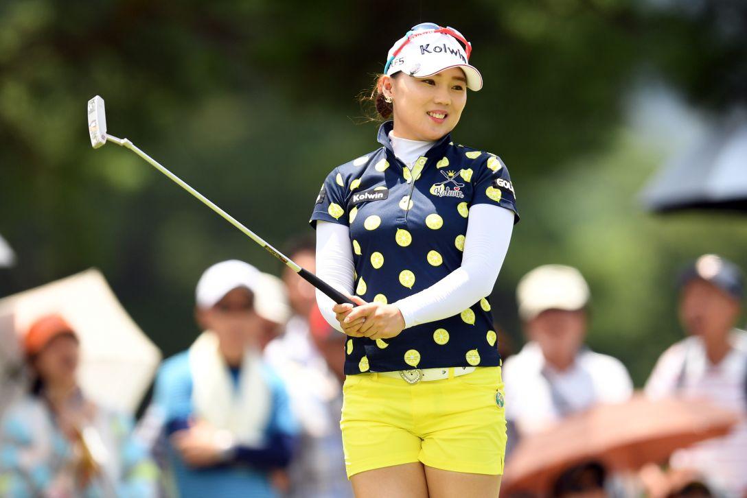 センチュリー21レディスゴルフトーナメント 2日目 イ ナリ <Photo:Atsushi Tomura/Getty Images>