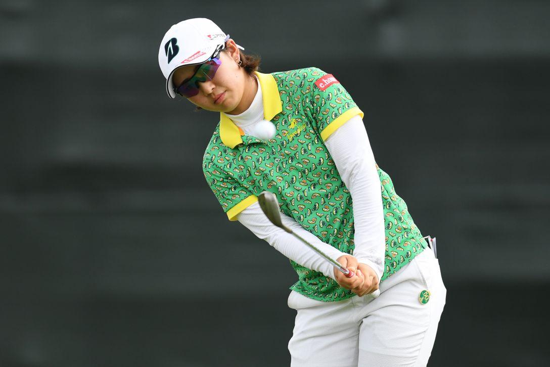 センチュリー21レディスゴルフトーナメント 2日目 蛭田 みな美 <Photo:Atsushi Tomura/Getty Images>