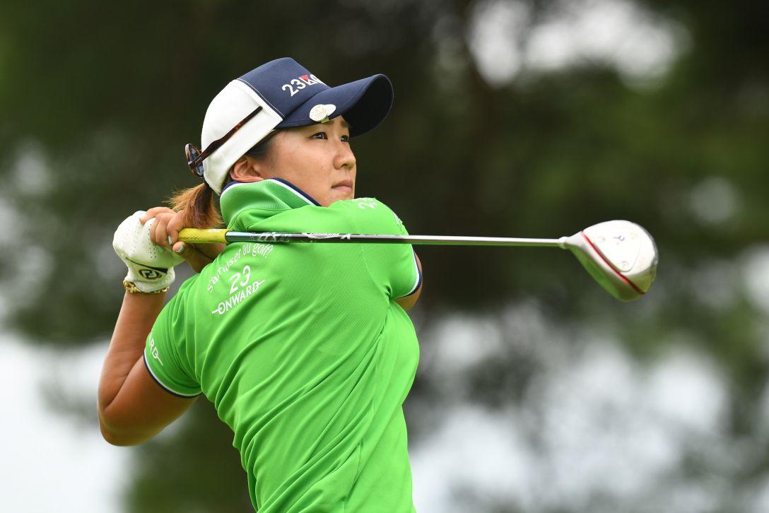 センチュリー21レディスゴルフトーナメント 最終日 成田 美寿々 <Photo:Atsushi Tomura/Getty Images>