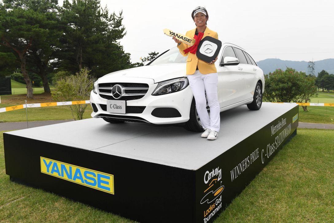 センチュリー21レディスゴルフトーナメント 最終日 穴井 詩 <Photo:Atsushi Tomura/Getty Images>