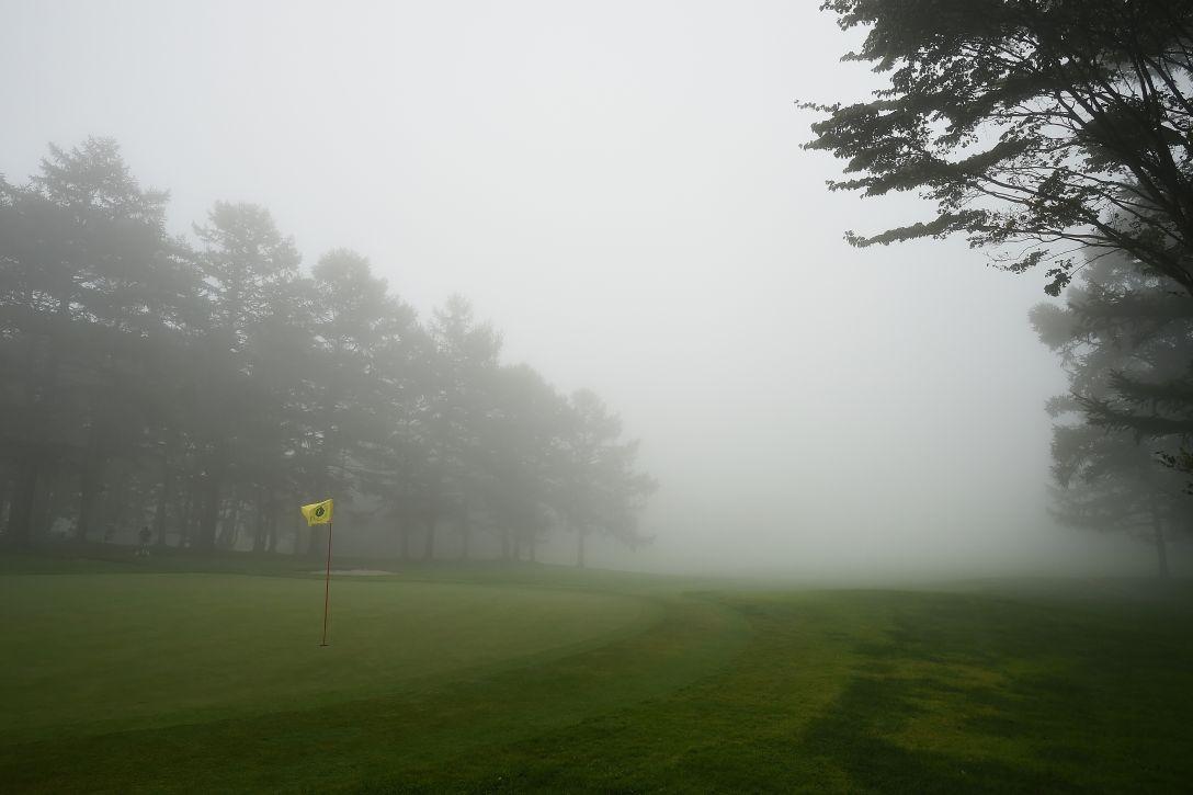 NEC軽井沢72ゴルフトーナメント 1日目 <Photo:Matt Roberts/Getty Images>
