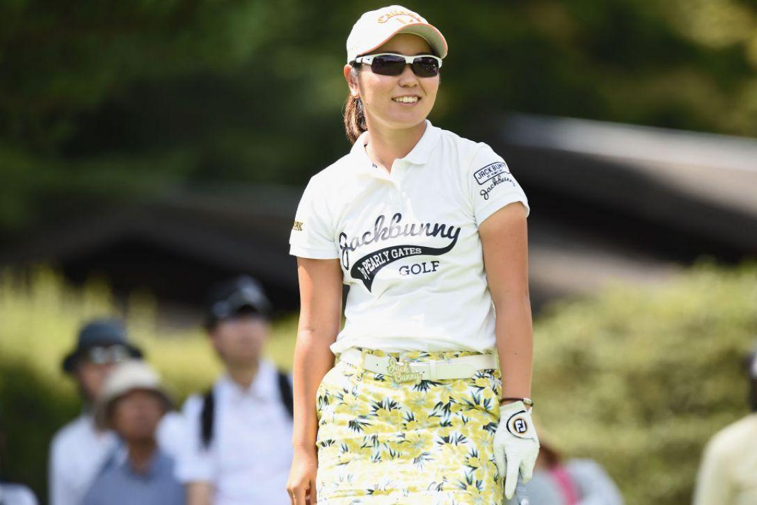 軽井沢72ゴルフトーナメント 2日目 比嘉真美子 <Photo:Matt Roberts/Getty Images>