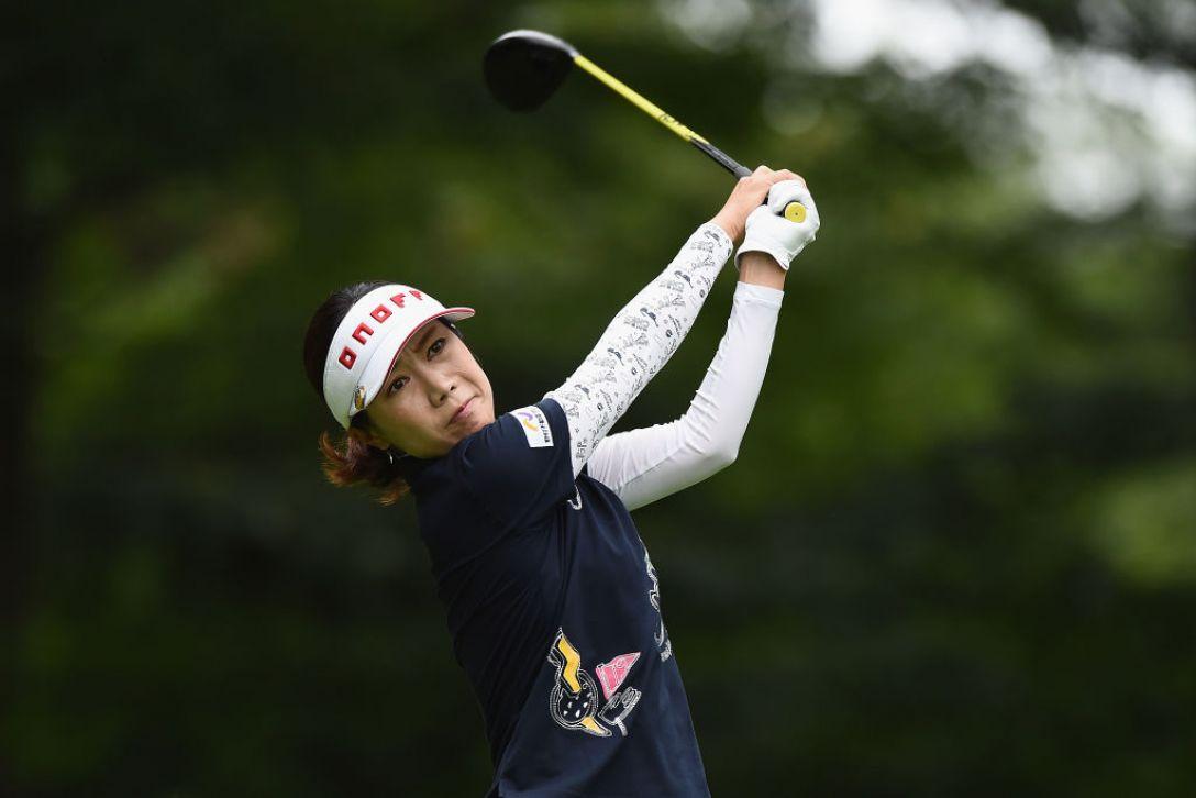 軽井沢72ゴルフトーナメント 1日目 李知姫 <Photo:Matt Roberts/Getty Images>