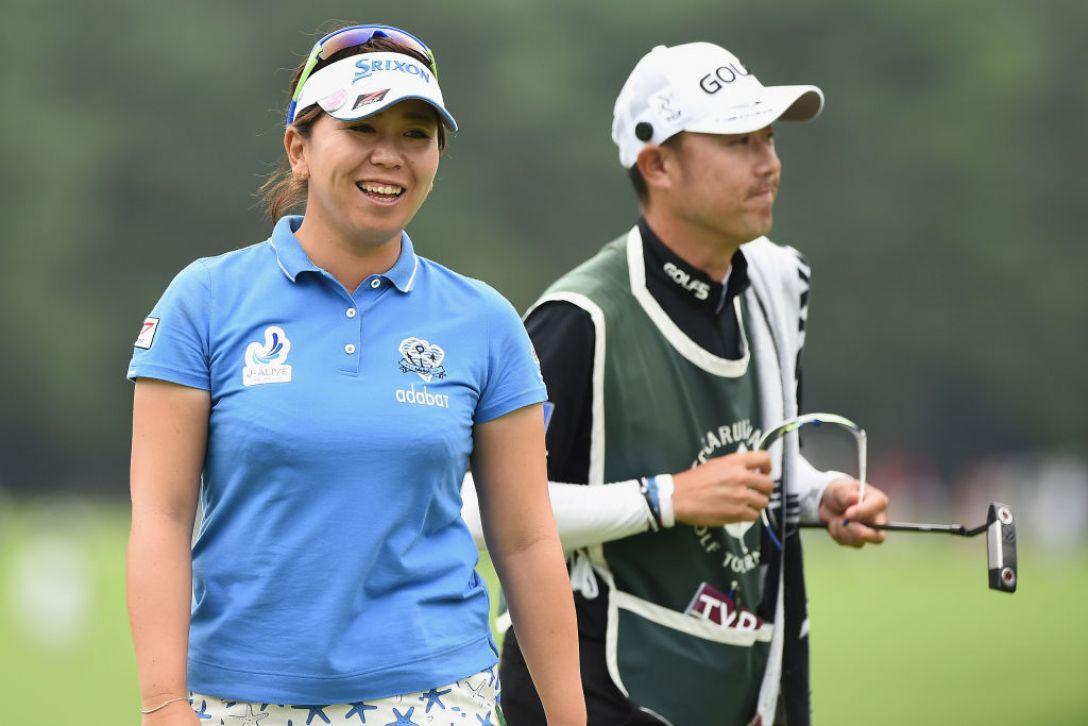 軽井沢72ゴルフトーナメント 2日目 吉田弓美子 <Photo:Matt Roberts/Getty Images>
