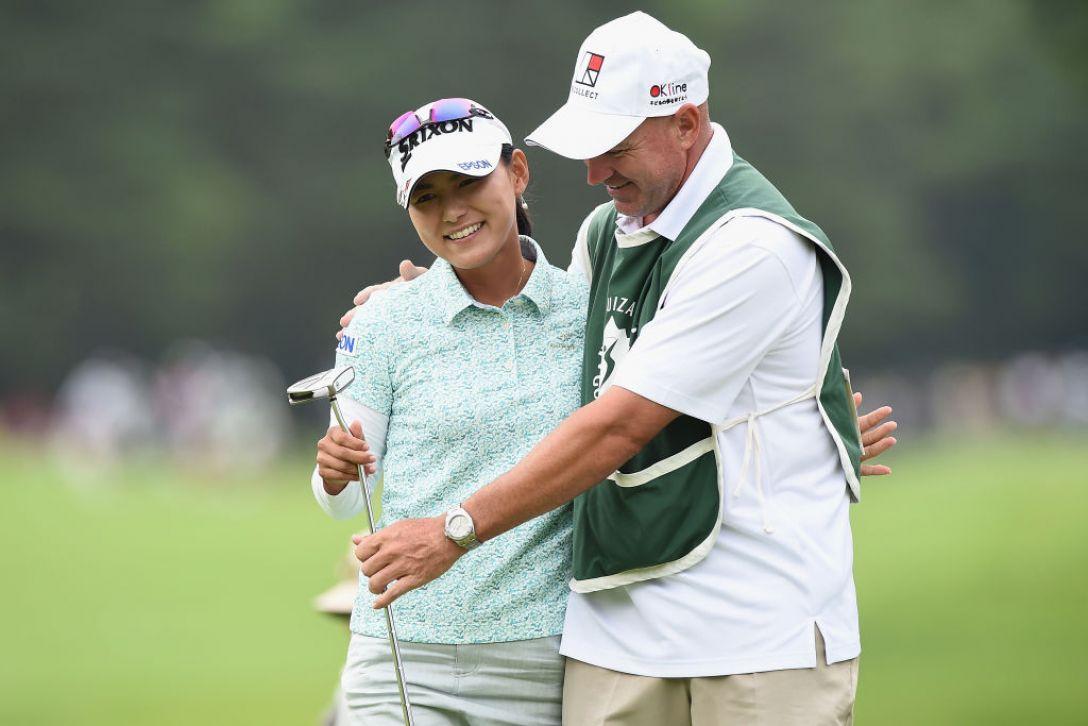 軽井沢72ゴルフトーナメント 2日目 横峯さくら <Photo:Matt Roberts/Getty Images>
