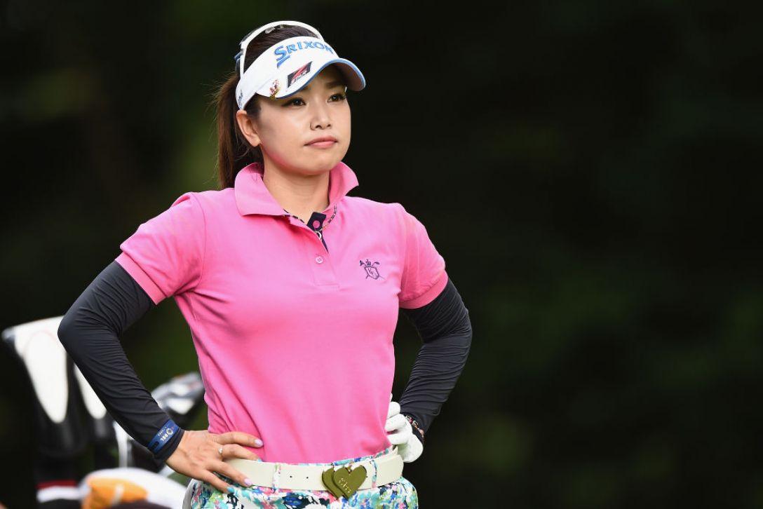軽井沢72ゴルフトーナメント 2日目 青山加織 <Photo:Matt Roberts/Getty Images>