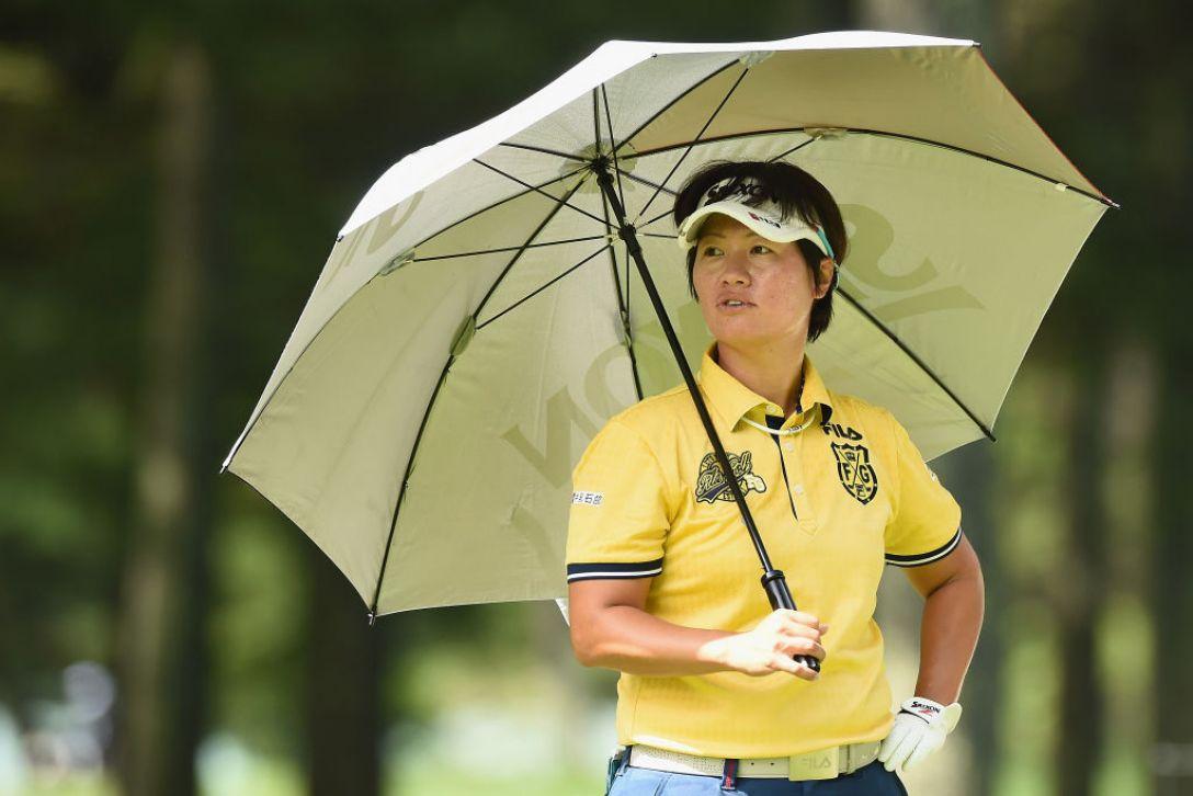 軽井沢72ゴルフトーナメント 2日目 福田裕子 <Photo:Matt Roberts/Getty Images>