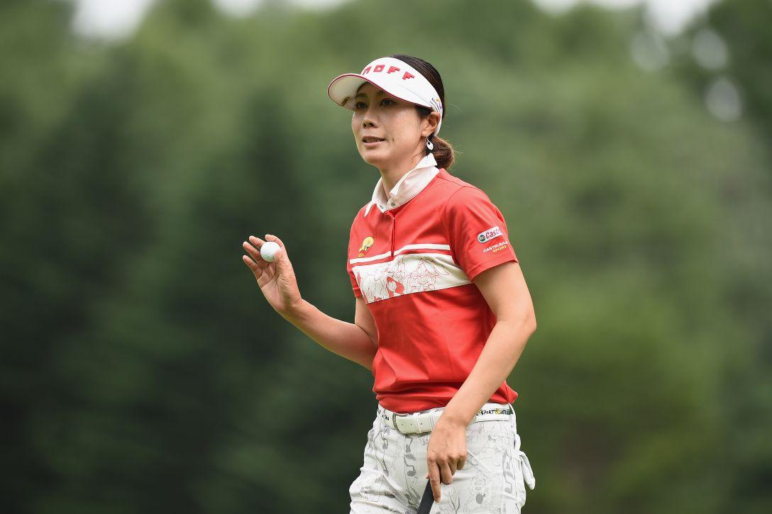 軽井沢72ゴルフトーナメント 最終日 李知姫 <Photo:Matt Roberts/Getty Images>