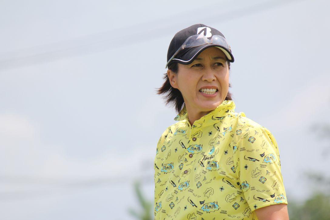 2017年度 シブヤカップ 大会1日目 鬼澤信子