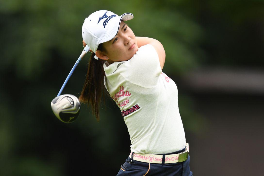 ニトリレディスゴルフトーナメント 1日目 吉本ひかる <Photo:Atsushi Tomura/Getty Images>