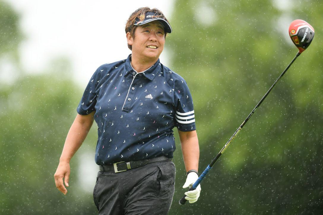 ゴルフ5レディス プロゴルフトーナメント 1日目 表純子 <Photo:Atsushi Tomura/Getty Images>