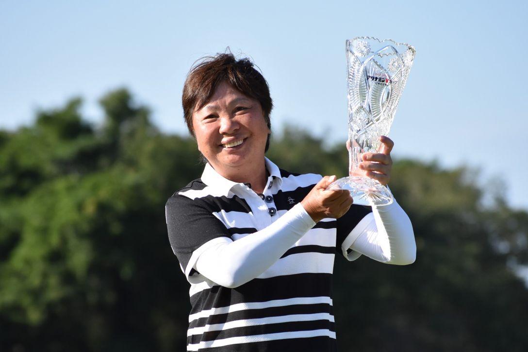 アリナミンVカップ 「グランドシニアの部」 最終日 黄璧洵