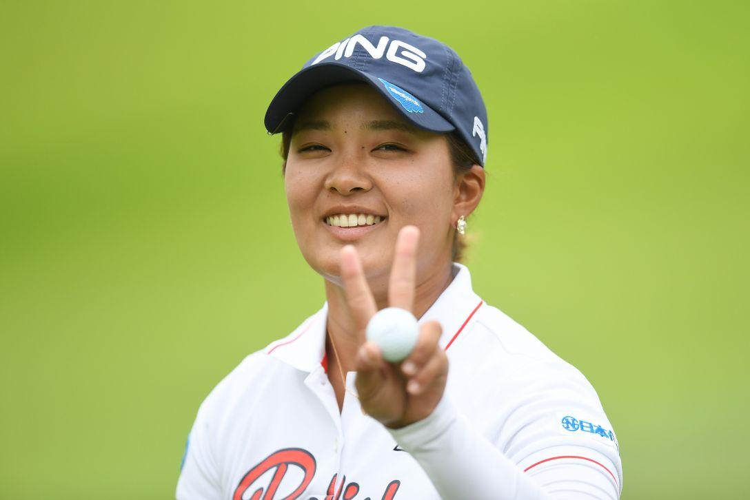 ゴルフ5レディス プロゴルフトーナメント 2日目 鈴木愛 <Photo:Atsushi Tomura/Getty Images>