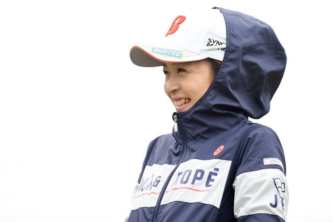 ゴルフ5レディス プロゴルフトーナメント 2日目 三ヶ島かな <Photo:Atsushi Tomura/Getty Images>